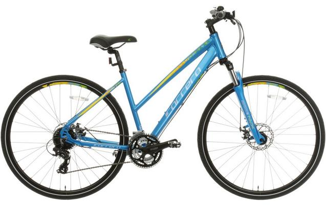 Ladies Hybrid Mountain Bike