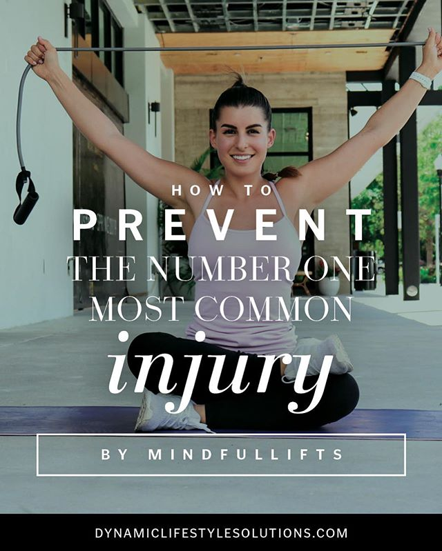 Check out our new blog! 👉🏼 How to Prevent the Number One Most Common Injury... BACK PAIN!💊 - Written by our special guest this month: @mindfullifts 👩🏽⚕️ - Click the link in our bio!☝🏼 - - - - - #dynamiclifestylesolutions #mindfullifts #tampa #southtampa #tamafitness #tampablogger #1stphorm #iam1stphorm #mobility #flexibility #wellnessprogram #lifecoach #dlsspringchallenge2019 #verobeach