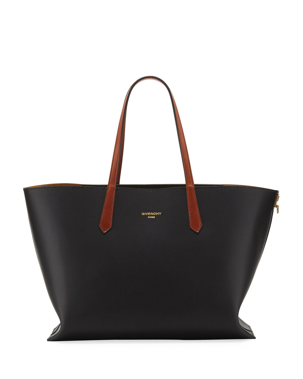 Givenchy's Leather Shopper —  $1250 on Neiman Marcus