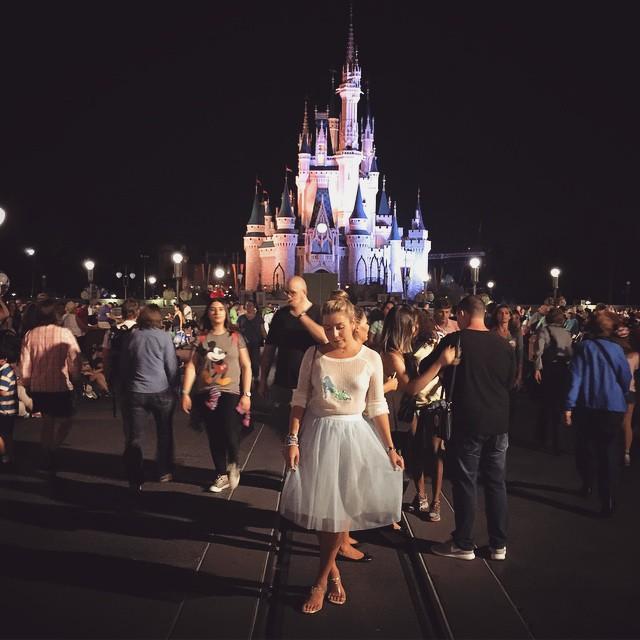 My castle #Cinderella