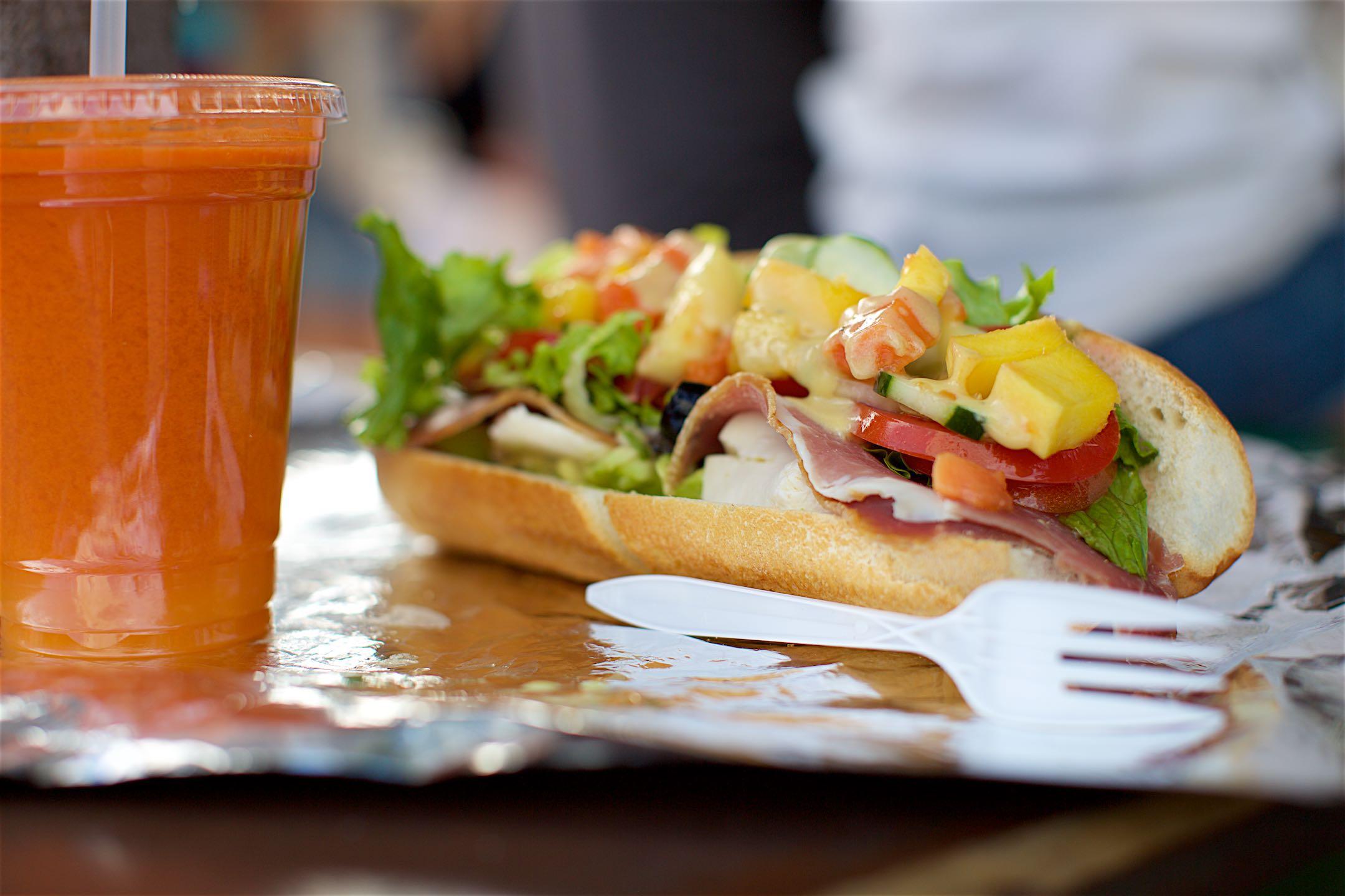 La Sandwicherie 009