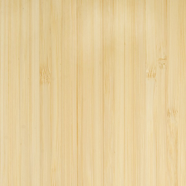 The Natural Color of Bamboo in Edge Grain