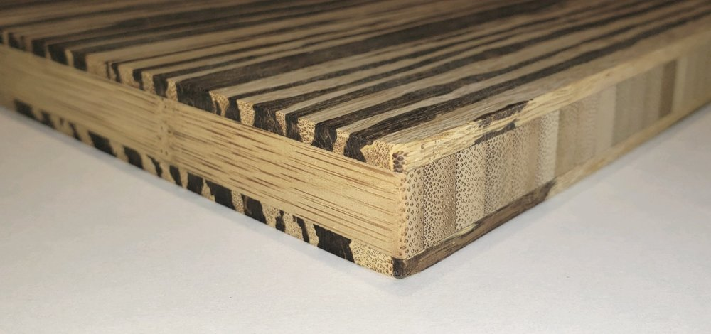 Plyboo Neopolitan Bamboo Plywood