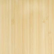 Edge Grain Natural Bamboo Plywood in Single-Ply