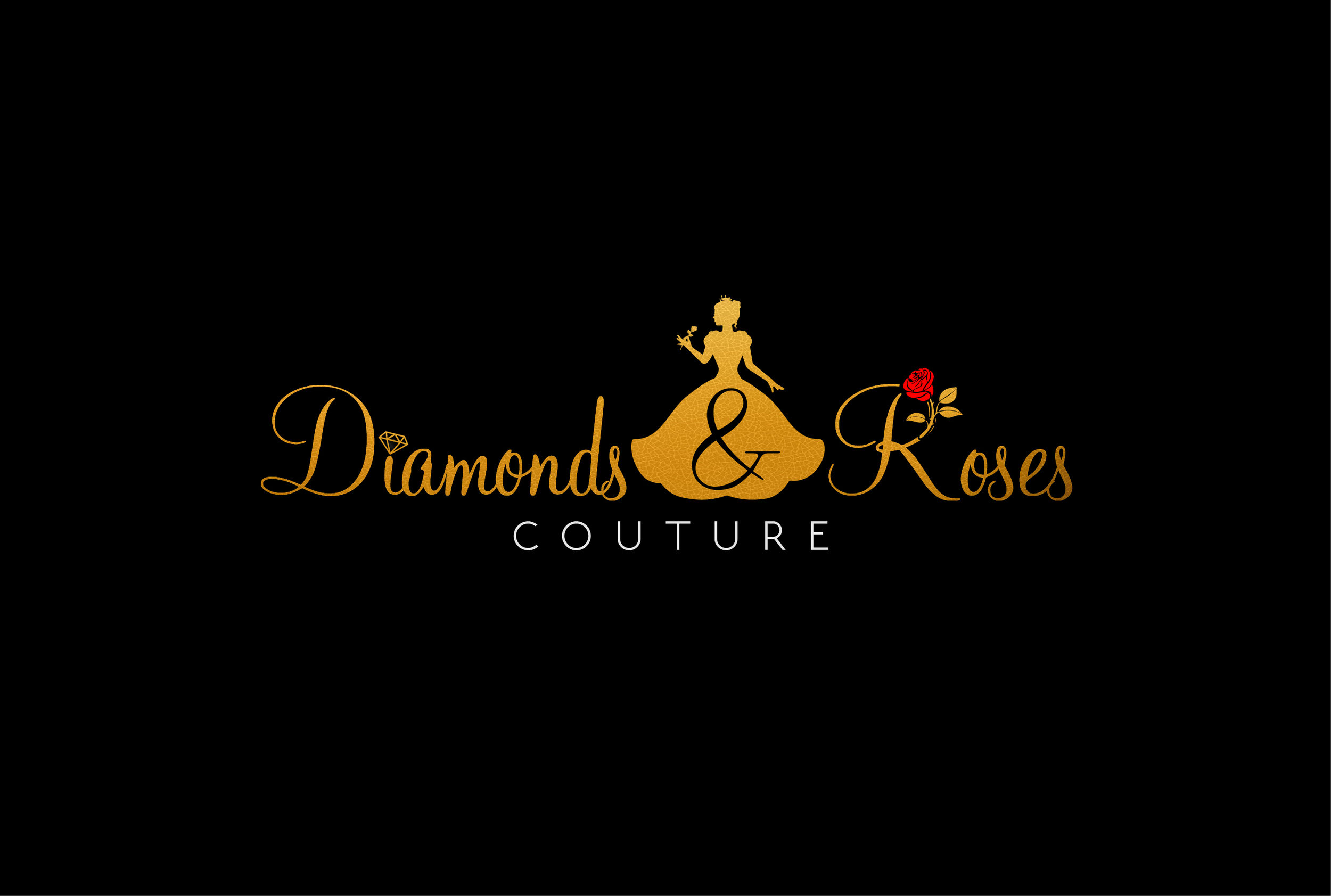 Diamonds & Roses Couture