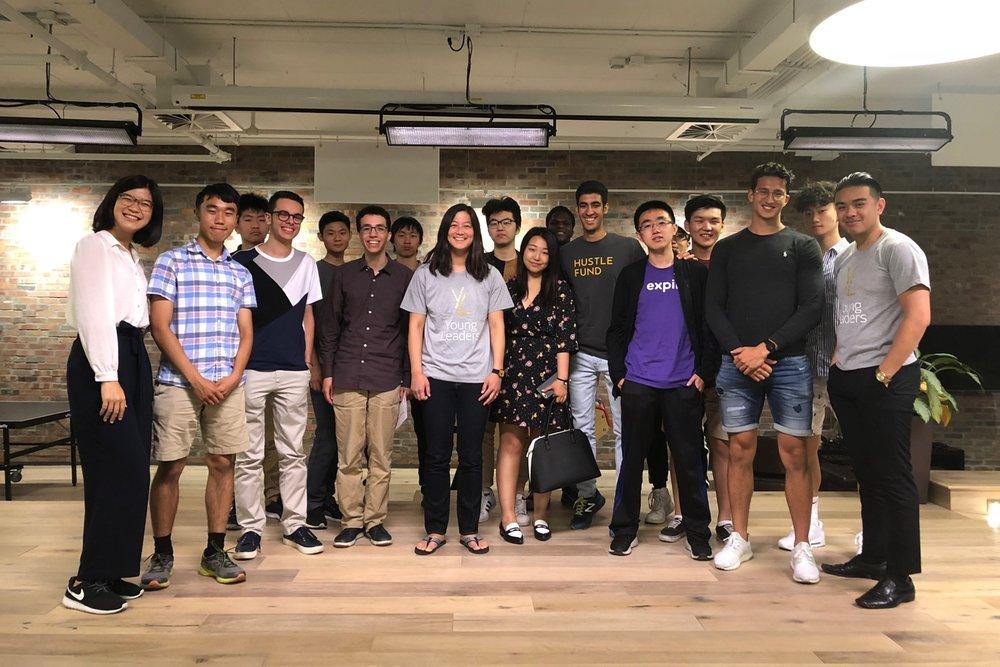 With Elizabeth Yin, Co-Founder of Hustle Fund