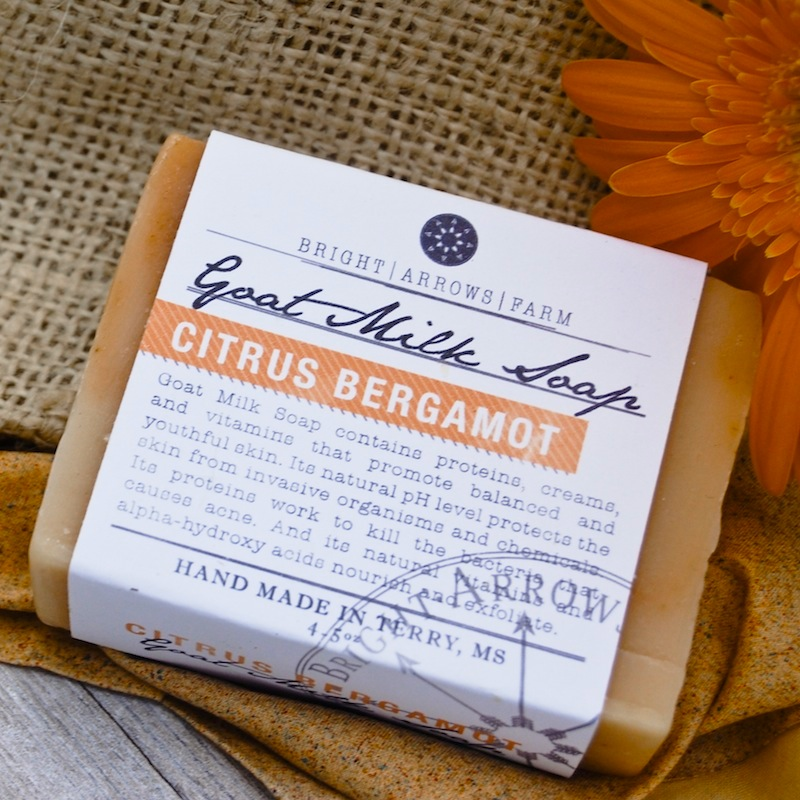 Citrus Bergamot… always a fave.