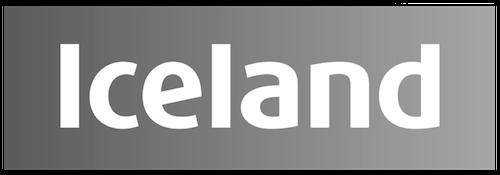 Iceland supermarket logo