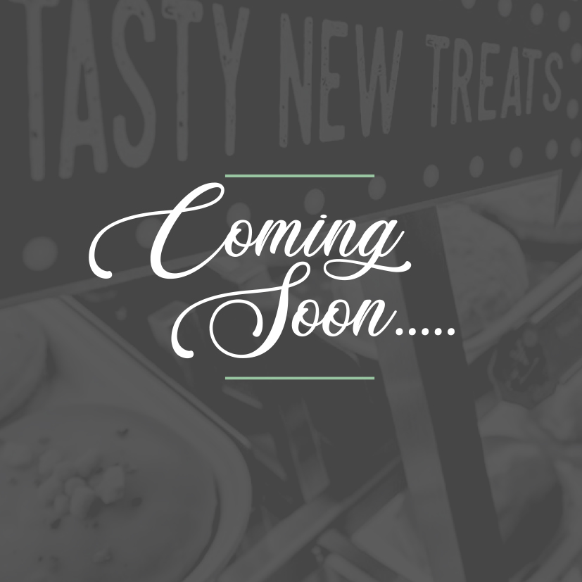 New stores opening soon!