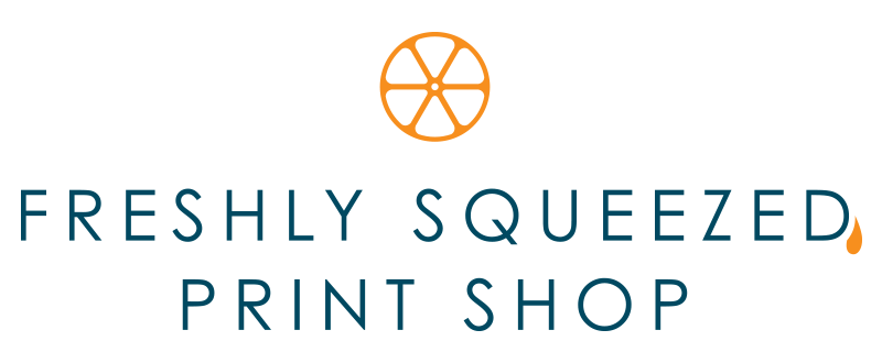 Print Freshly Squeezed