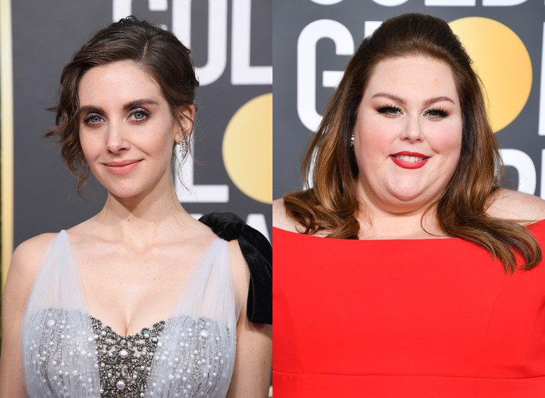 "The catfight cliché is (sadly) alive and well. In the midst of an  overcooked Golden Globes  on Sunday night, the Twittersphere— and even some members of the crowd at the ceremony itself —became morbidly fascinated with a supposed female feud:  This Is Us  star Chrissy Metz maybe/possibly calling Alison Brie ""such a bitch"" on a hot mic during a Facebook Live interview (even if the last word Metz was saying wasn't totally clear).   https://twitter.com/wheelsee/status/1082075320008798209   This story was widely written about and circulated like the hot gossip it purportedly was—because, again, catfights. The only problem is that Metz wasn't actually calling  GLOW  star Brie a bitch, after all, as Metz quickly commented on Sunday night.   https://twitter.com/ChrissyMetz/status/1082097427966963712   One of the reporters interviewing Metz has now also swooped in to clarify that Metz wasn't calling Brie a ""bitch"" but rather a ""babe."" Big difference—huge! And when you listen to the above clip, it sure does sound like ""babe.""  ""While interviewing Chrissy during the HFPA Presents: Globes Red Carpet LIVE preshow and as our conversation came to its natural conclusion, we were told to wrap and toss over to our cohosts on another portion of the carpet, who were on standby with Alison Brie,"" AJ Gibson said in a statement to   People .  ""I jokingly asked Chrissy if she knew who Alison was, as a way to transition into the 'toss,' and she played along. She then referred to Alison as a 'babe' and the fun exchange ended."" Brie also responded via her Instagram Stories, saying, ""Nothing but love"" for Metz. ""Rumors can't keep us down.""  Sorry to disappoint everyone, but these two successful women don't actually hate each other after all.   Read Full Article"