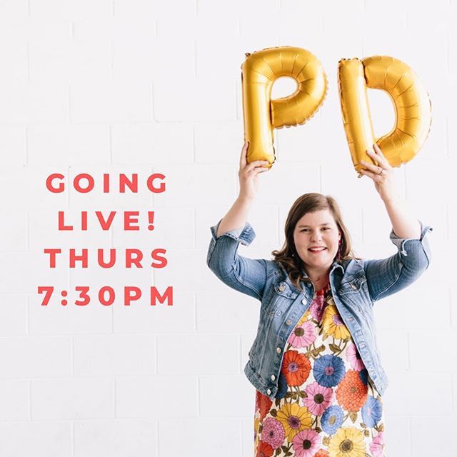 〰️ Hello, is this thing on?! 😬🙏🗣⠀ ⠀ Yep. That's right. This Thursday at 7:30pm I'll be putting on my big girl panties and going live to talk you through some quick-fire essentials to launching a bangin' website. 📱⠀ ⠀ I'm talking design hacks, user experience essentials, must-have content and seo tips. 🖥 ⠀ ⠀ Look, I'm not for one second pretending like I'm the be-all-and-end-all of all things website - but I've learnt a few things along the way that I reckon might be helpful - so why not spread knowledge love far and wide! 🙌⠀ ⠀ Tune in - you may even get a laugh as I try and wrangle a newly crawling 8 month old out of frame. 👶 〰️