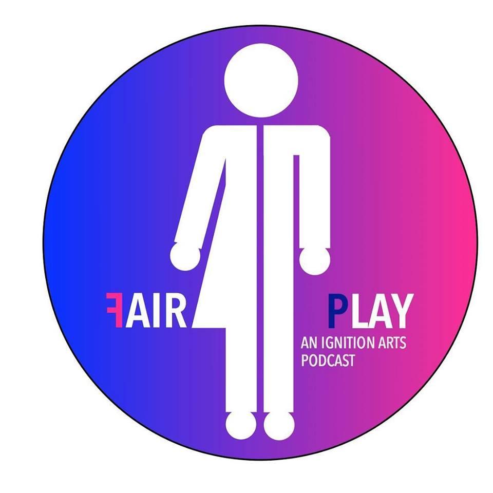 Click the logo to listen to  Fair Play .