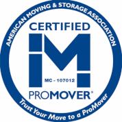 Certified ProMover - American Moving & Storage Association