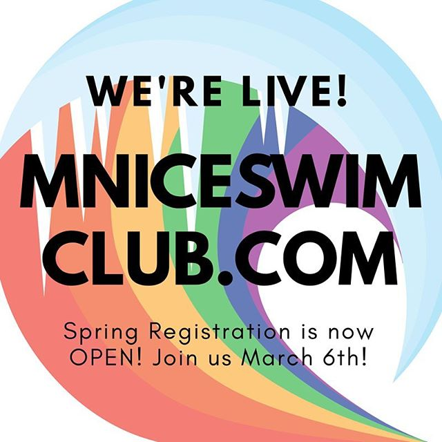 MNICESWIMCLUB.COM is LIVE! Spring Registration is now open - our official MNIce first practice is March 6th! Visit us at our new website www.mniceswimclub.com/how-to-join now!  #usms #mastersswimming #mnmasters #websitelaunch #lgbtq #igla #gayswimteam #swimming #registrationopen #twincities #minneapolis #stpaul