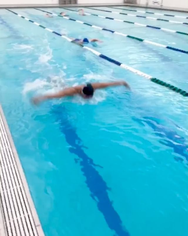 Some looped action shots of the #USMSFitnessSeries #30MinuteSwim hosted by @minnesotaiceswimclub on Sunday! A big THANK YOU to the #MinnesotaMasters org for sponsoring our event and paying the pool fees for the event! Go, Masters Swimming! . . . #swimming #mastersswimming #gayswimteam #twincities #fitnesschallenge #mniceswimclub #butterfly