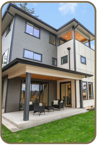 WINDOWS DOORS SIDING - LJM works with new construction or remodels to provide energy efficient windows, doors & siding.