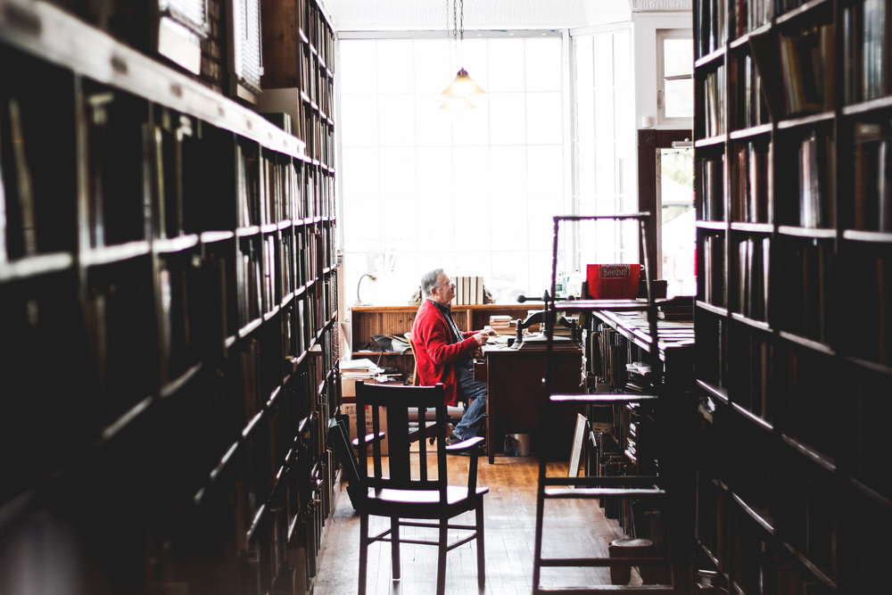Why Did I Decide to Become a Librarian? - A convoluted story
