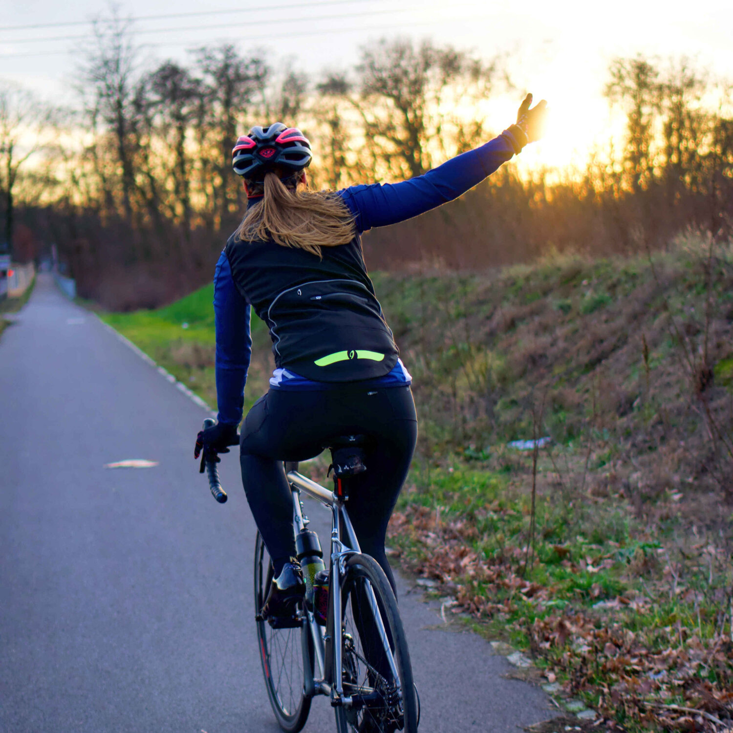 "How to use the ""New Year New Me"" mentality for your cycling goals — Aline Goes Cycling"
