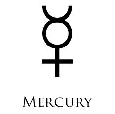 Examples of Mercury:  Alcohol, Vinegar,