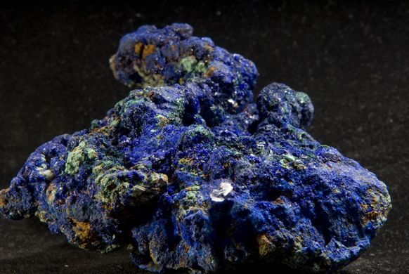 Azurite ( a Copper Carbonate)