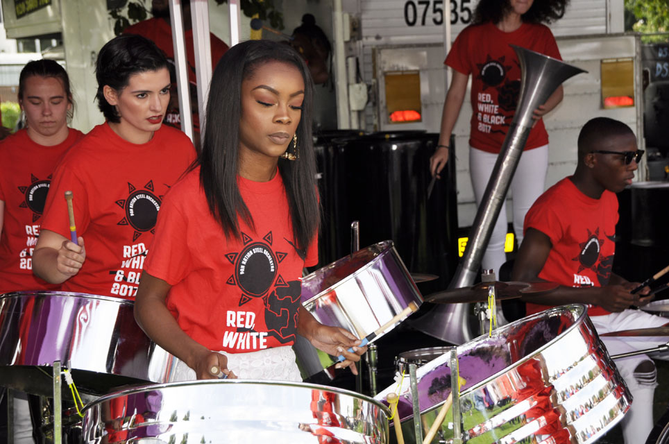Pan Nation Steel Orchestra
