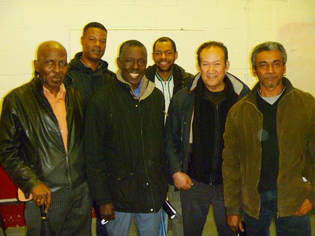 UK Pan Tuners Guild Members