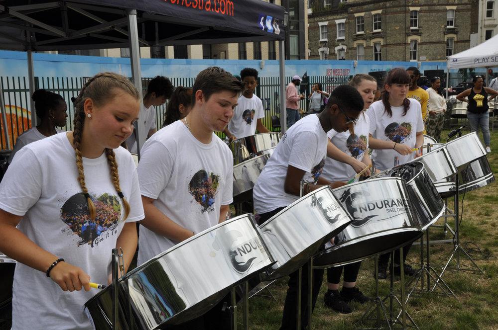 Endurance Steel Orchestra