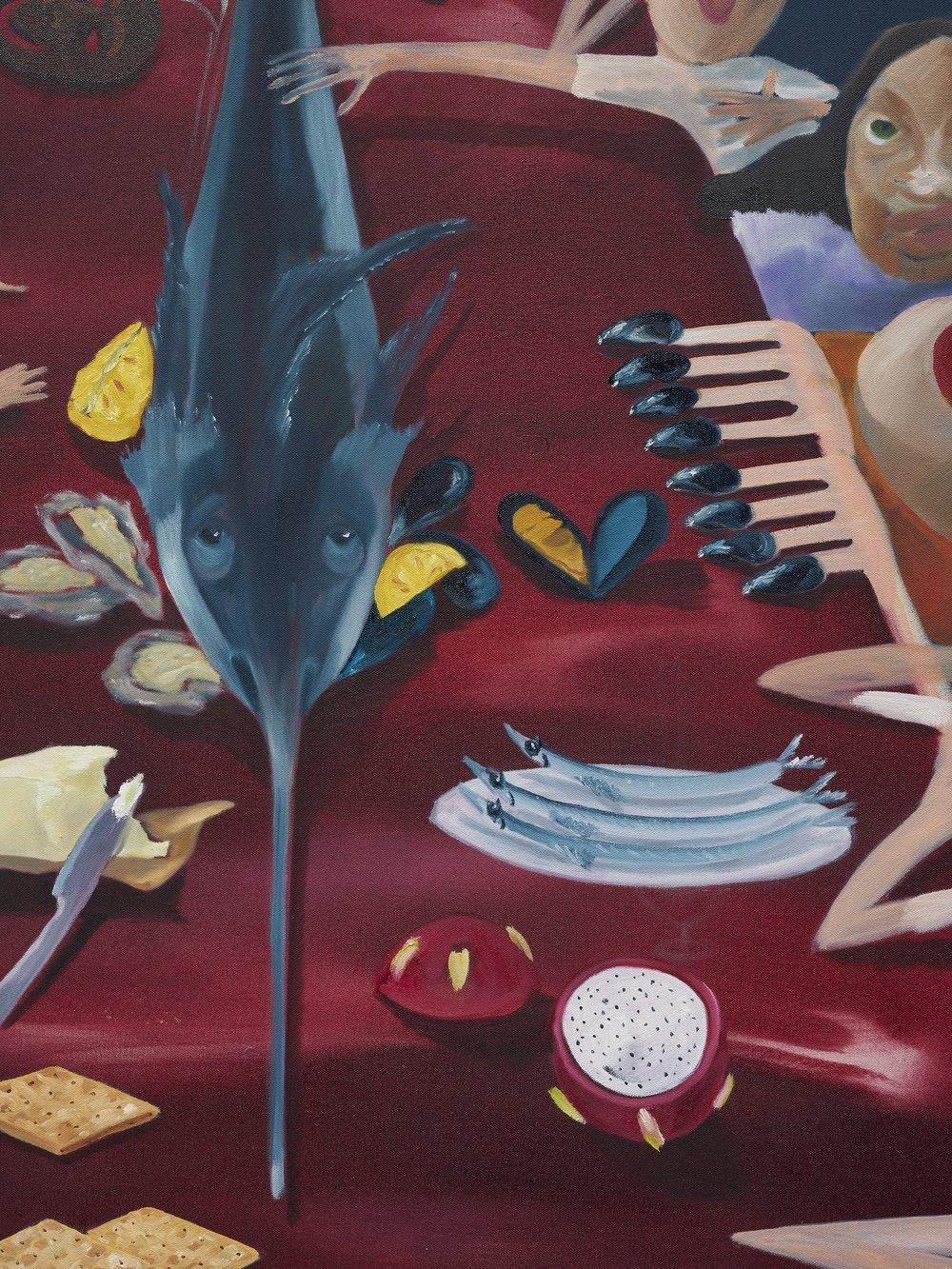 Shellfish (detail)
