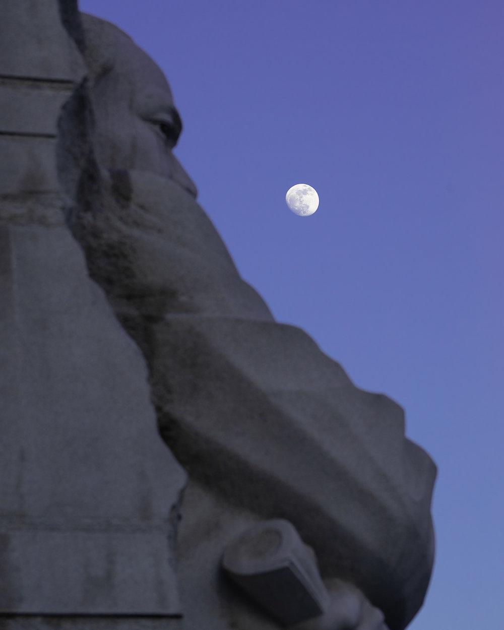 MLK Moon
