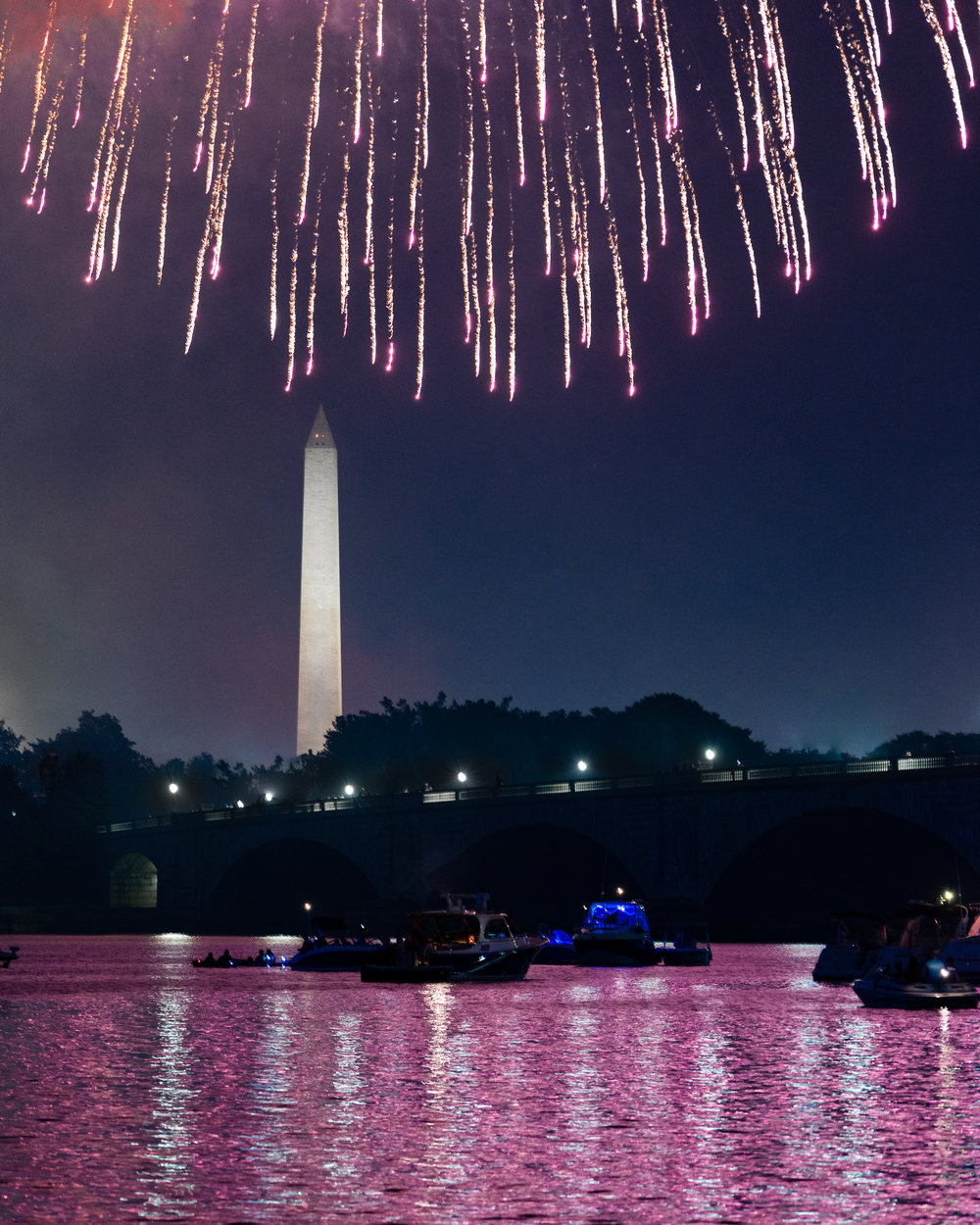 4th of July on the Potomac