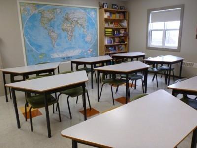 教室のひとつ