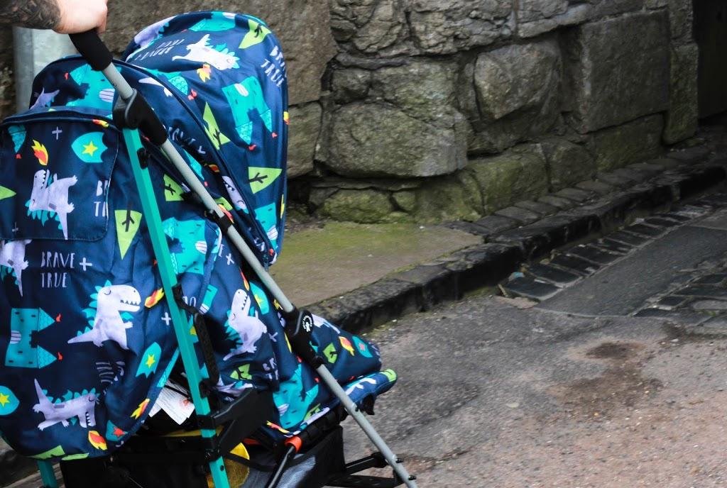Cosatto Supa Dragon Kingdom Review Lightweight Pushchair Cheap Colorful Pram
