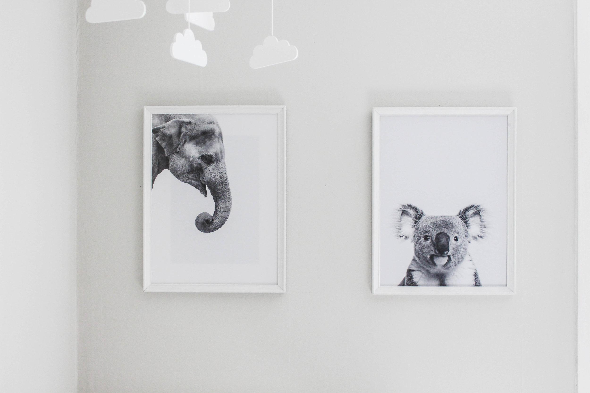 Cheap Scandinavian Nursery Posterlounge prints