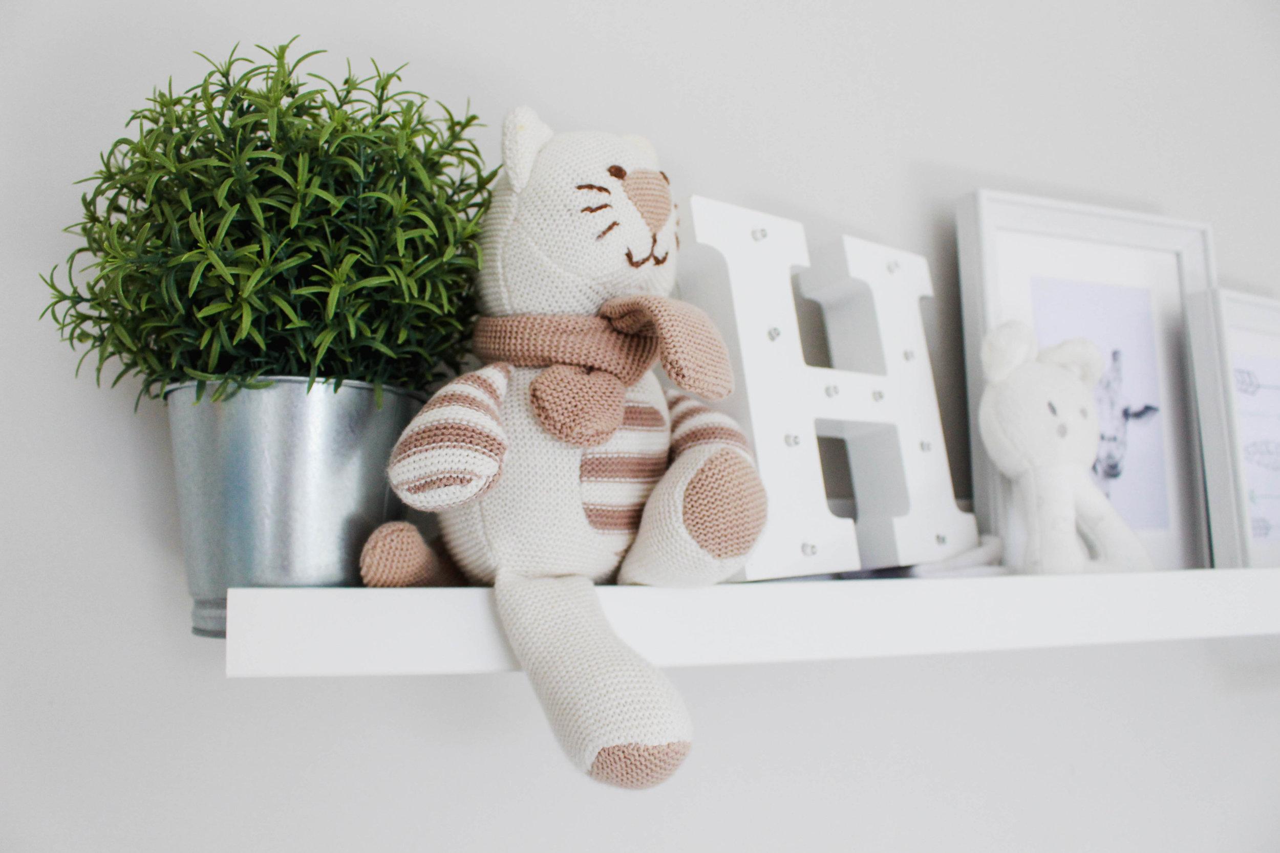 Cheap Scandinavian Nursery Ikea Hacks