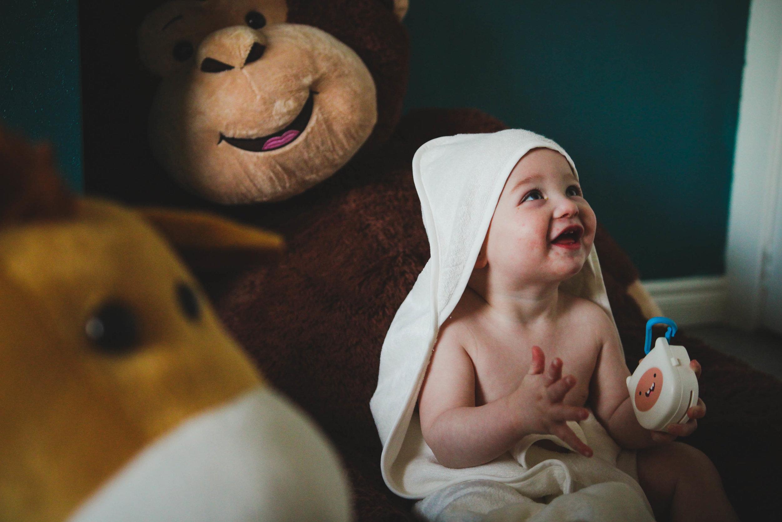 Bathtime With Cuddledry