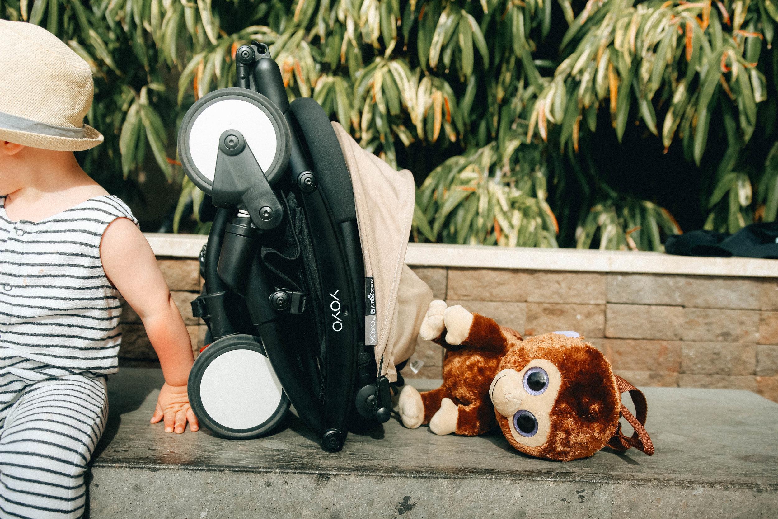 babyzen yoyo+ review travel stroller