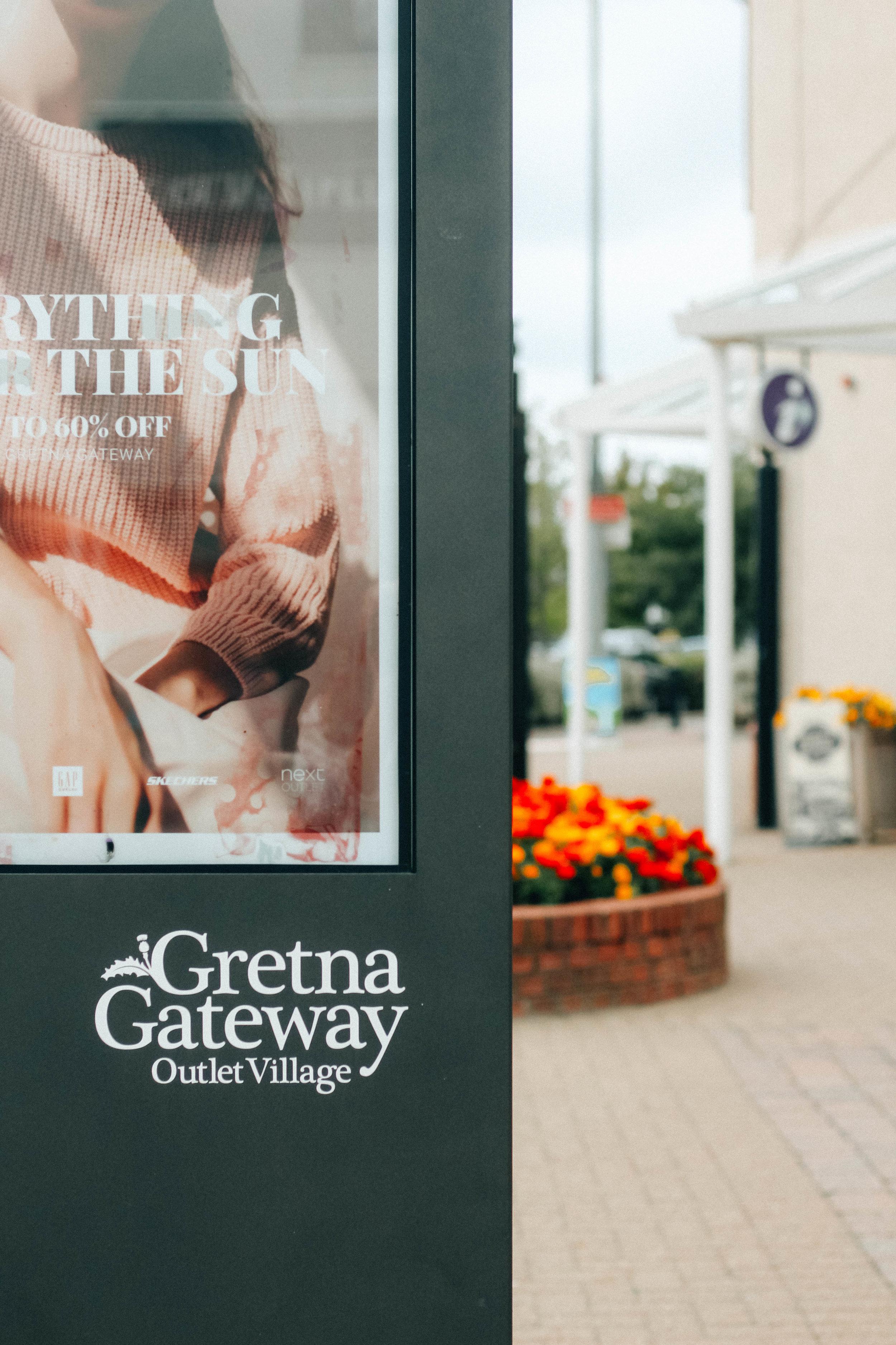 gretna gateway designer discount blog review Scotland