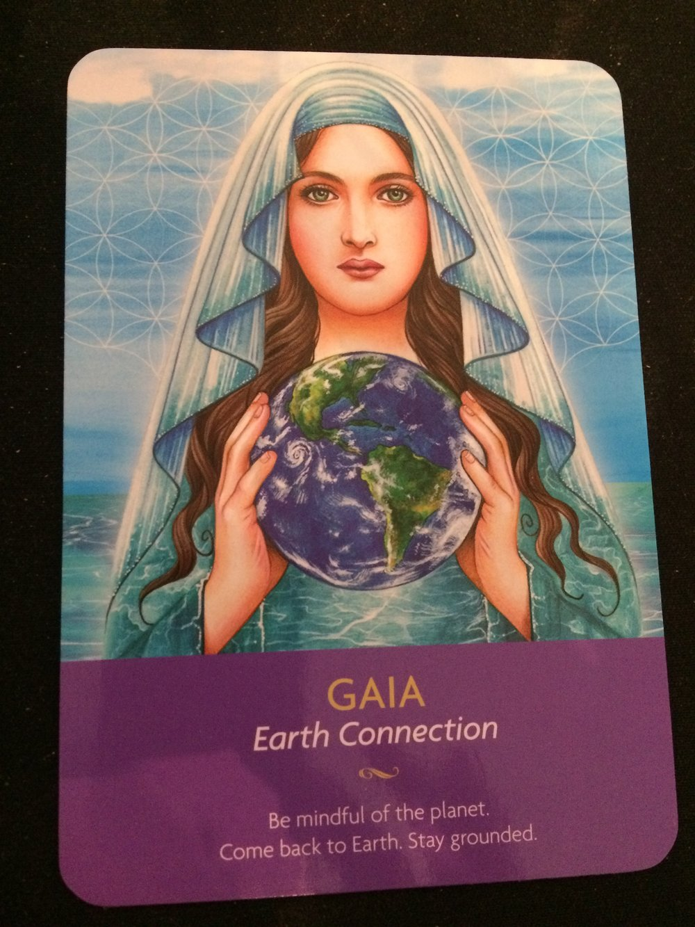 Gaia - Earth Connection