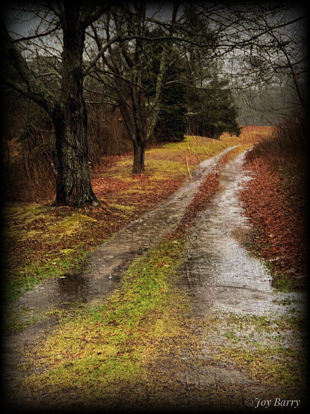 """January 27, 2019 - """"…Let me skip the road with you…"""" (By My Side; Godspell)."""