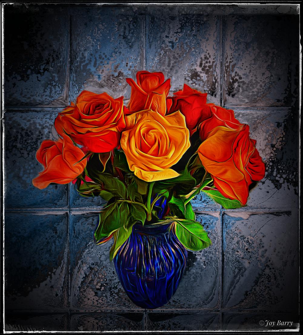 March 14, 2019 - Bouquet.