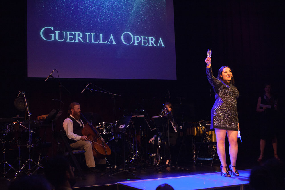 10th Anniversary Party: Guerilla Opera