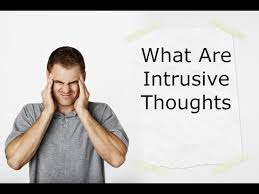 what are intrusive thoughts