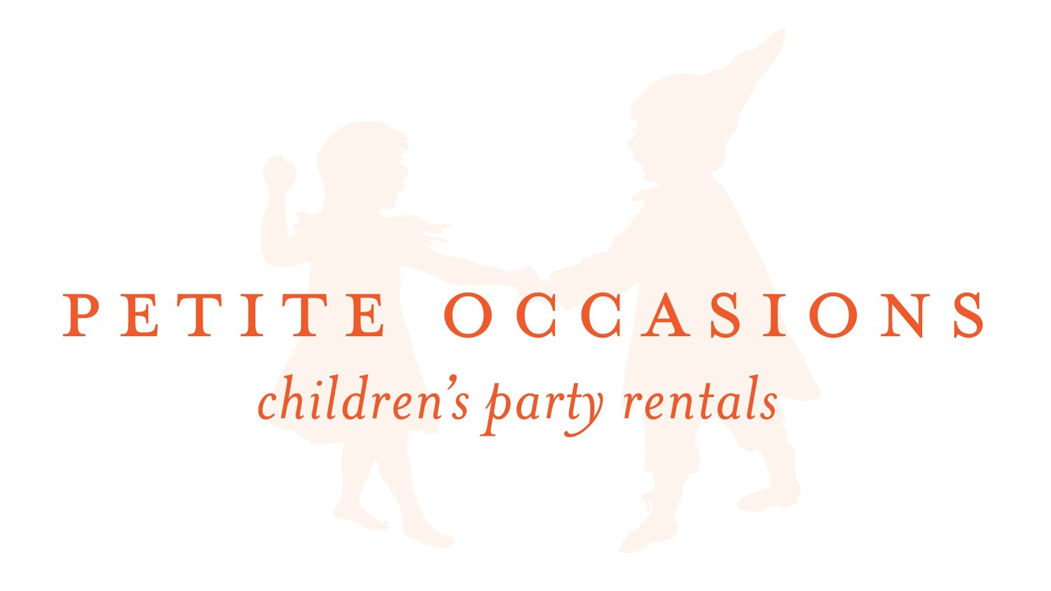 Children's Specialty Event Furniture Rentals
