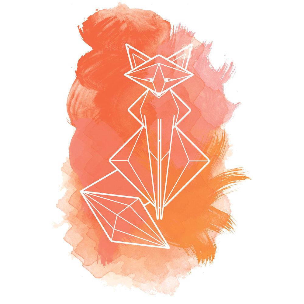 Pretty Fox Branding Design