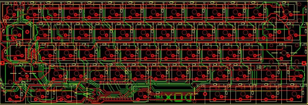DOXish PCB design