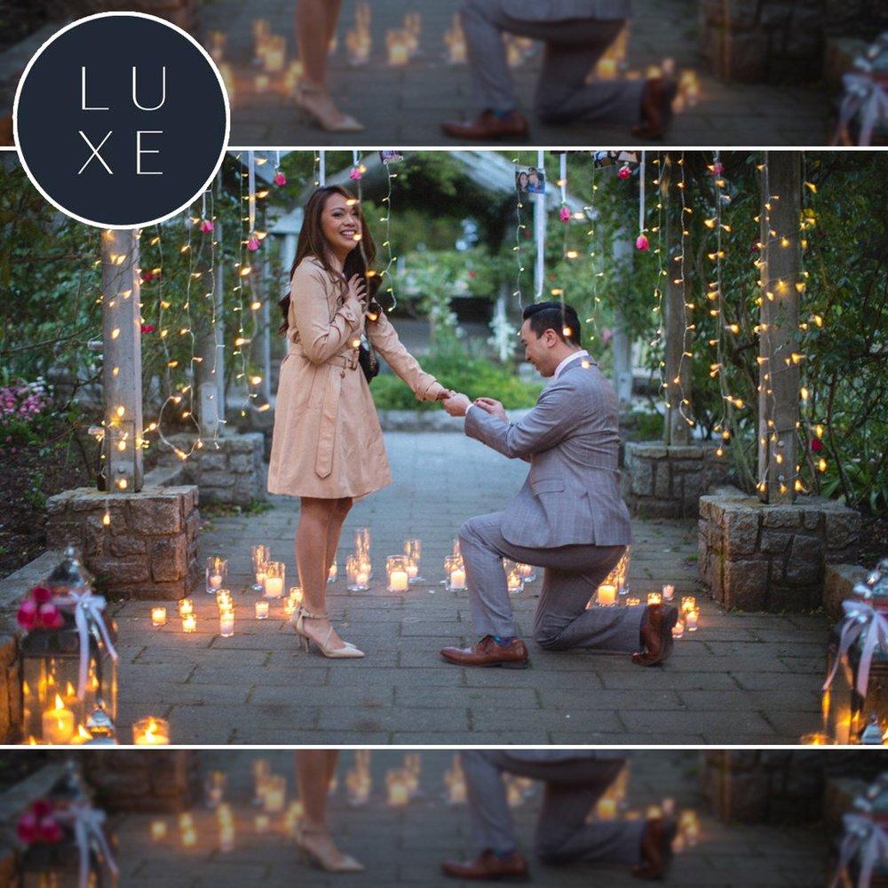 Marriage Proposal Ideas Wedding Proposal Ideas Luxe