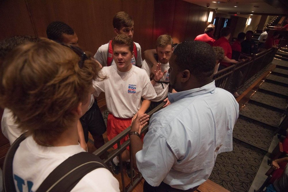 Media - Take a look. See what happens at Boys State and why so many choose to attend every year.