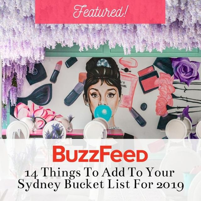Seems like we're the #1 place to be this Summer according to @buzzfeedoz ! If you haven't visited us yet, what are you waiting for?! Check out Buzzfeed's Bucketlist Sydney - LINK IN BIO 👉 . . #socialhideout #waterloo #feature #PR #buzzfeed #buzzfeedoz #prettycafe #sydney #sydneyeats #food #foodie #breakfastinsydney #instagood