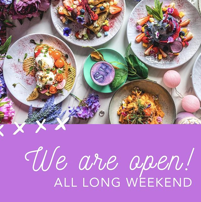 Come and celebrate the LONG WEEKEND with us! ❤️ Here are our opening hours: Parramatta   7:30AM - 3PM kitchen closes 2:30PM Waterloo   8AM - 3:30PM kitchen closes 3:00PM . . . #socialhideout #sydney #sydneyeats #drinksSydney #ilovesydney #seesydney #cpmonlinemarketing #thisissydney #sydneyeats #botanicals #drinks #drinkup #drinksinsydney #sydneydrinks #drinksoftheweek  #spring #springmenu #springdrinking